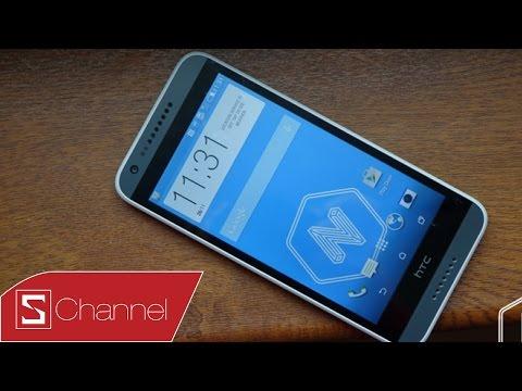 Schannel - Mở hộp HTC Desire 620G : Thiết kế trẻ, cấu hình ổn, giá 5.2 triệu