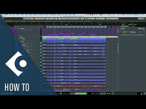 How to Record Audio at Different Rates in Cubase | Q&A with Greg Ondo