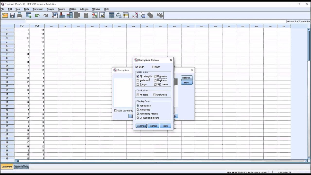 Creating Random Numbers that Follow a Poisson Distribution Using Excel