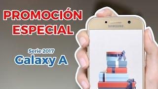 Aprovecha la preventa en línea de los nuevos Samsung Galaxy A