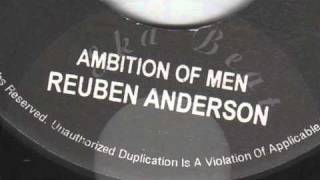 Ambition Of Men - Ruben Anderson