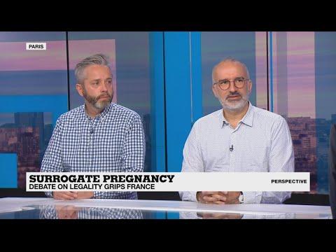 فرانس 24:Gay couple speak out on surrogacy: 'It's not about exploiting someone'