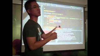 Developing real time applications in Django with Websockets - PythonSG Meetup