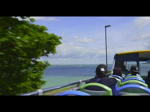 The Isle of Wight by Bus