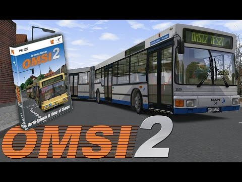 OMSI 2 - Hamburg Day & Night - Route 109 ( Innovation Path Update )
