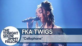 FKA twigs Cellophane