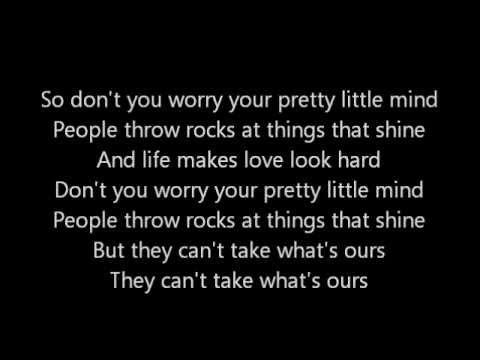 Ours -Taylor Swift lyrics - YouTube
