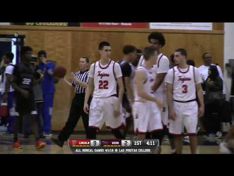 Lincoln (Stockton) vs Weston Ranch High School Boys Basketball LIVE 12/27/17