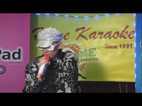 James Wang sings