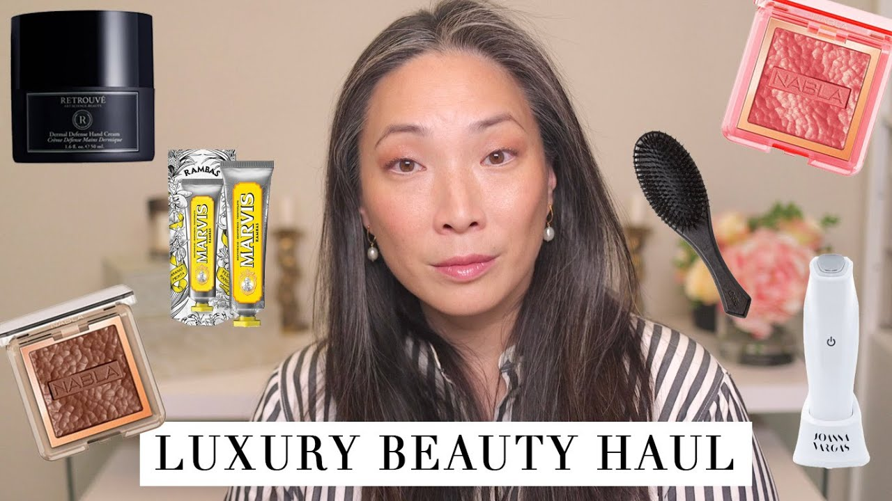 Luxury Beauty Haul and PR Products!