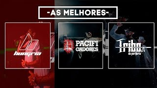 Video As Melhores - Tribo da Periferia, Hungria e Pacificadores download MP3, 3GP, MP4, WEBM, AVI, FLV Mei 2018