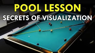 Pool Lesson | H๐w To Visualize Your Shots