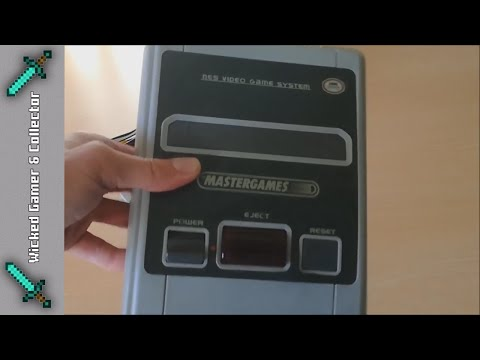 Fake '80 Nintendo Famicom / Nes Bootleg China Console / Multi Game Card / Cart Systeem / Modded /