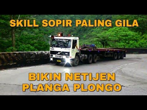 SOPIR GILA..!!! GASS POLLL DI SITINJAU LAUIK, SOPIR PALING MANTUL YANG PERNAH ADA !!!
