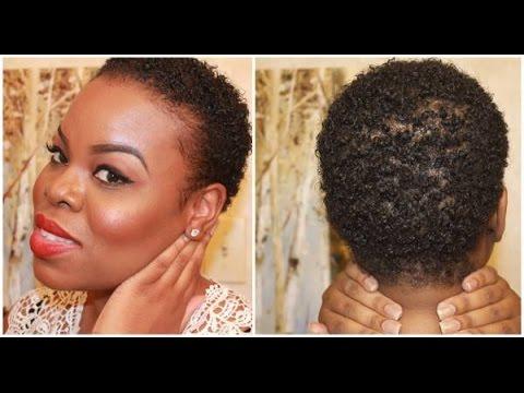 "natural hair ""big chop"""