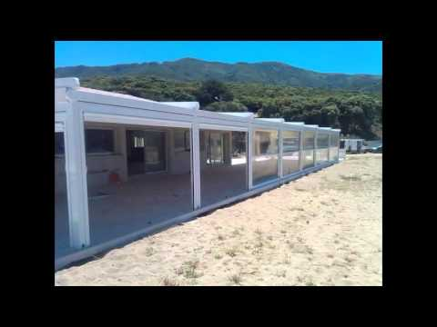 Store Vertical Abri De Terrasse Fermetures Lat 233 Rales