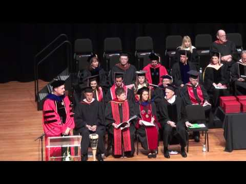 Chapman University - College of Performing Arts - 2017 Commencement