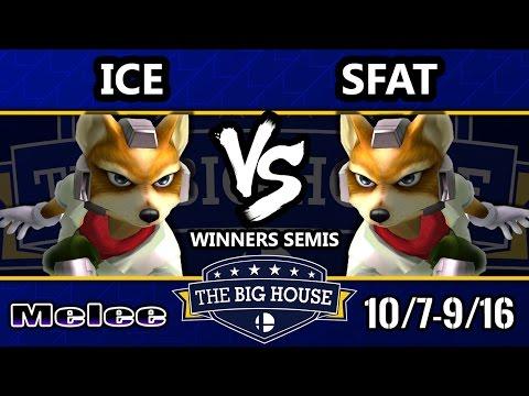 TBH6 SSBM - Ice (Fox) Vs. CLG | SFAT (SFAT) - Smash Melee Winners Semis