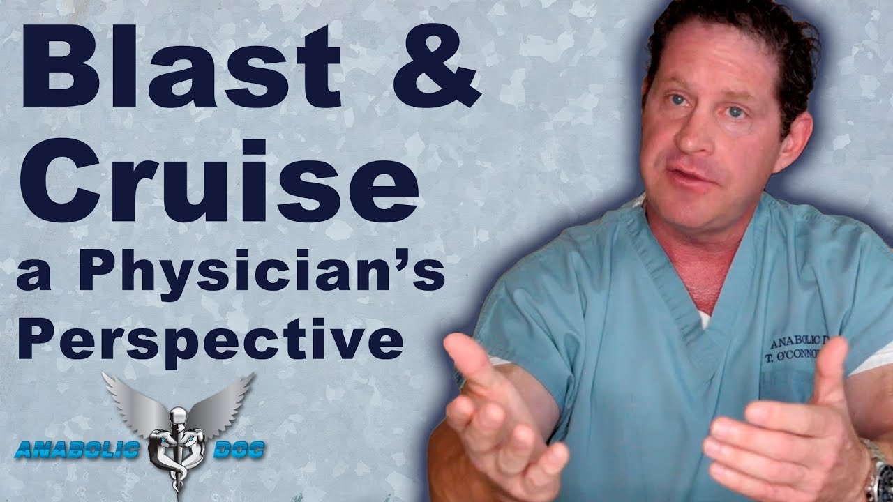 Blast and Cruise - A Physician's Perspective
