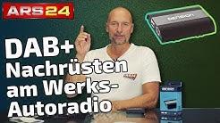 DAB+ im Auto nachrüsten? |  Dein Werksradio bekommt jetzt DABplus | Dension DAB+U
