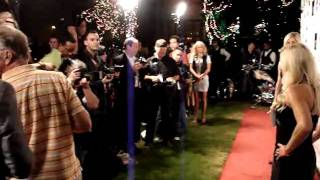 Red Carpet #1   Playboy Mansion   4th Annual Leather Meets Lace   Los Angeles, CA   October 2010