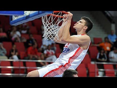 Ante Zizic - Best Plays in 2016! Potential Boston Celtics BEAST