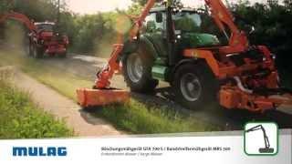 MULAG Böschungsmähgerät GFA 700 S