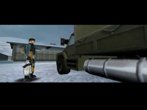 Project IGI Mission 8 ( Resupply ) -   intro ✔