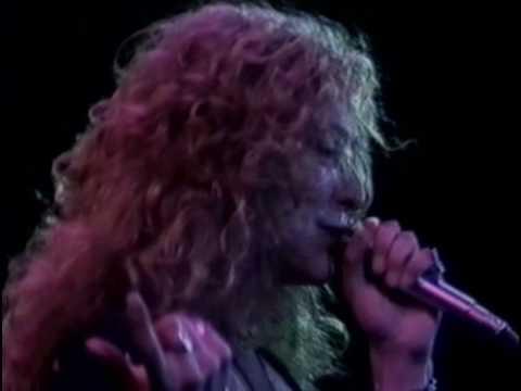 Led Zeppelin - Rock & Roll & Sick Again - 1975 Earl's Court .avi