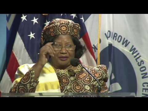 Advancing Women Leaders in Africa: Dr. Joyce Banda, Former President of Malawi