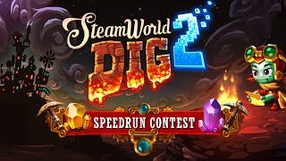 Tournois Speedrun ! Steamworld Dig 2 Race Artefacts et Any% !