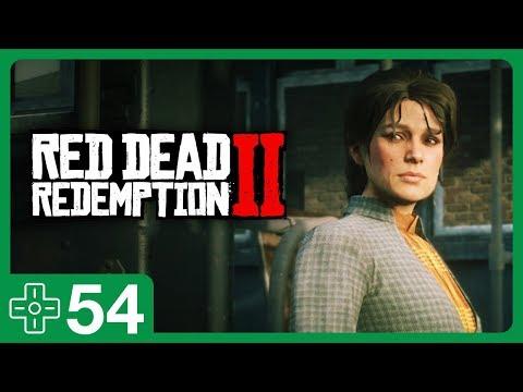 "Red Dead Redemption 2 #54 - ""Date in Saint Denis"" thumbnail"