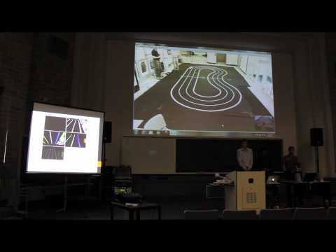 2012 McMaster - computing and software department - Capstone group 1 Part 1