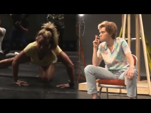 7 MORE Must-See Mannequin Challenges - Hairspray & SNL Cast, Britney Spears, Etc.