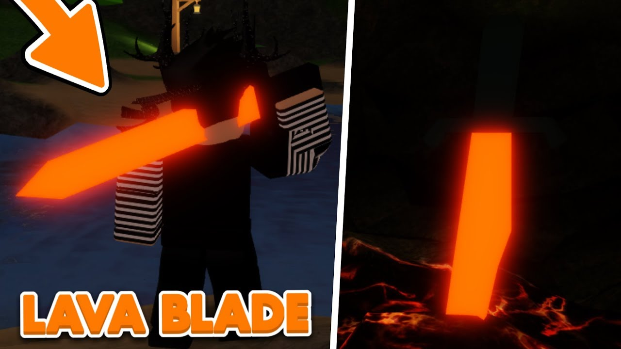 How To Find The Lava Blade Treasure Quest Roblox Youtube