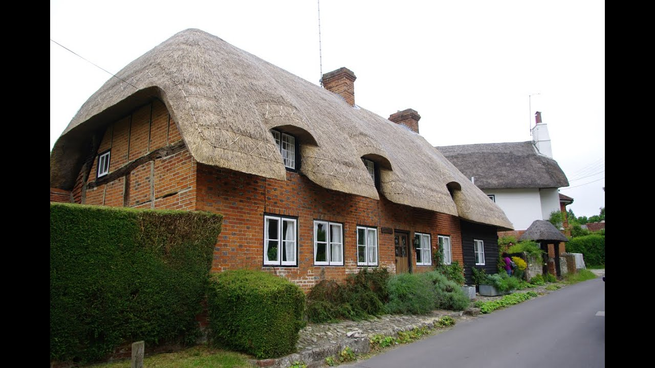 Beautiful Thatched Cottage Homes England Youtube