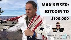 Max Keiser $100K BTC   ECB Loves Stable Coins   Blockstream Liquid
