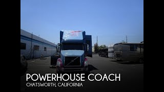 "Used 2015 Powerhouse Coach ""Ultra Platinum Quadslide for sale in Chatsworth, California"