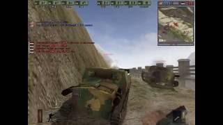 BF1942 FHSW ver0.6 アペニン山脈 枢軸軍(16/09/26)