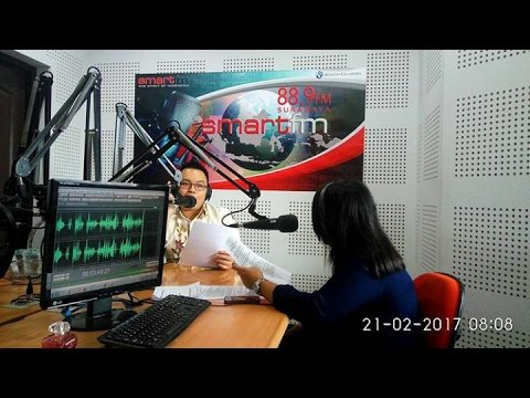 Mengatasi Perlambatan Bisnis 2017 (Lengkap) I Smart FM I Motivator Indonesia Ong Eric Yosua