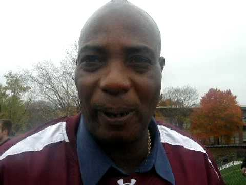 Ozzie Newsome Interview 11 14 09