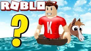 BUILDING A HORSE-BOAT! | Danish Roblox: Build A Boat For Treasure