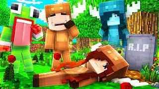 Minecraft Daycare - R.I.P GIRLFRIEND! W/ MOOSECRAFT (Minecraft Kids Roleplay)