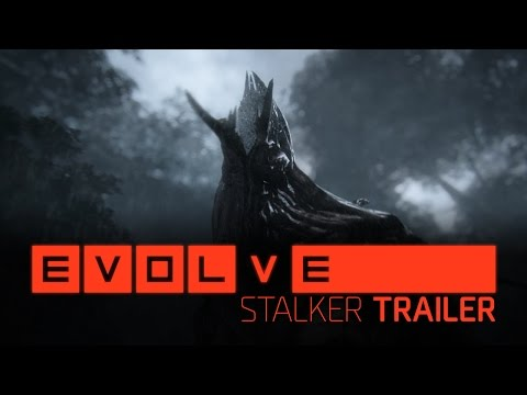 Evolve –– Stalker Trailer