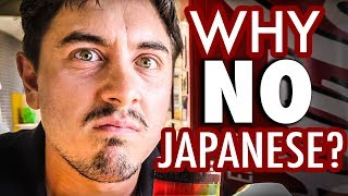 Why I Don't Speak Japanese in Videos