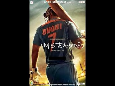 FULL MOVIE M.S.Dhoni - The Untold Story ...