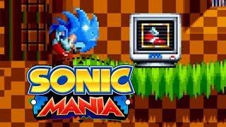 Sonic Mania speedrun 2: Faster than Sega's own testers