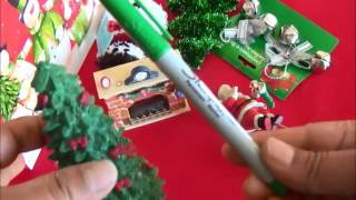 How To Use A Broken Christmas Music Box For Craft Parts!
