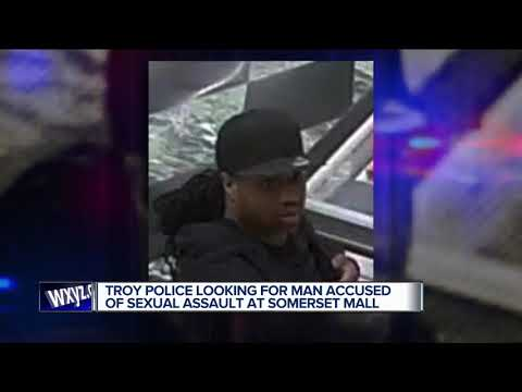 Man wanted for alleged sexual assault of woman inside Lululemon at Somerset