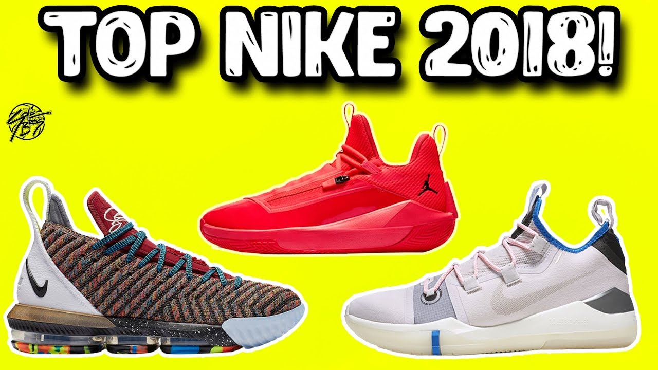 0878a571803 Top 10 Best Nike Basketball Shoes of 2018 So Far! - YouTube